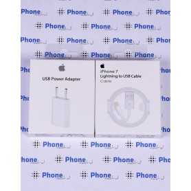Cargador + cable iPhone 5/6/6s/7/8/x