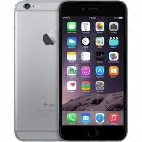 iPhone 6 plus  64GB  gris especial  seminuevo
