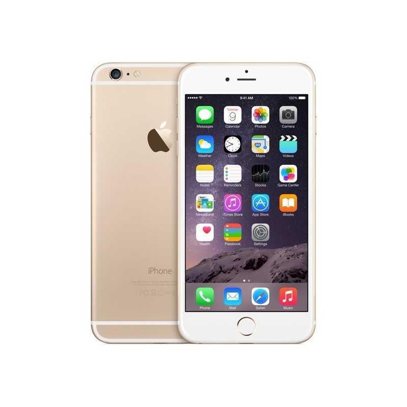 iPhone 6 plus 64GB DORADO seminuevo