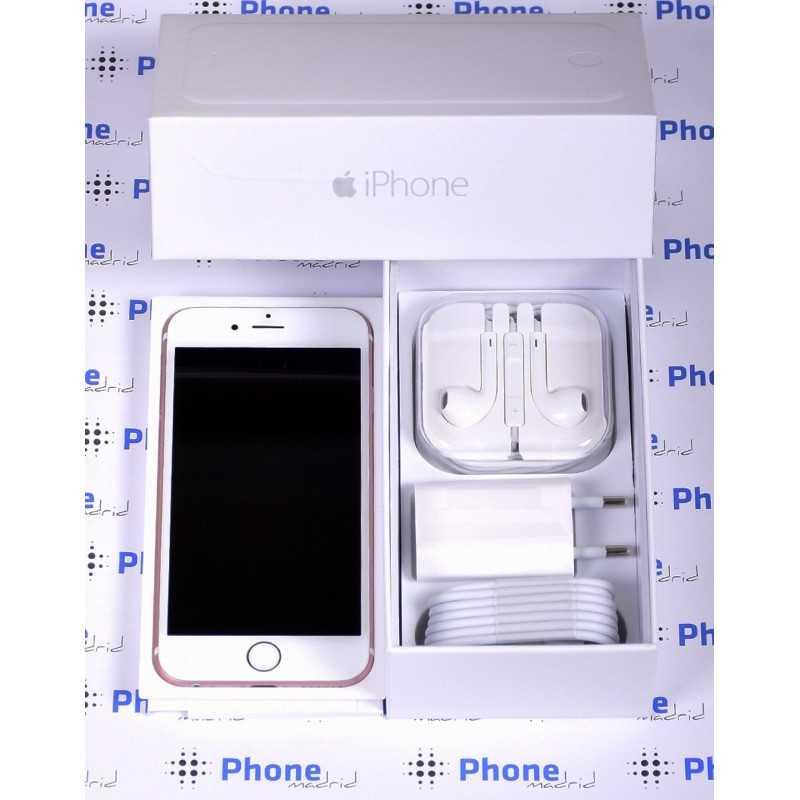 15080e5033a iPhone 6s 64GB con caja y accesorios