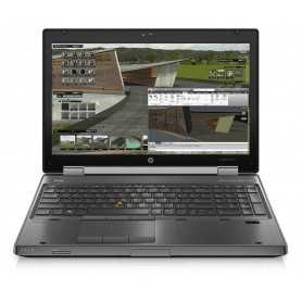 HP EliteBook 8570w - Ordenador portátil (Intel Core i7, i7-3520M, 8GB RAM, DDR3-SDRAM, 2900MHz)
