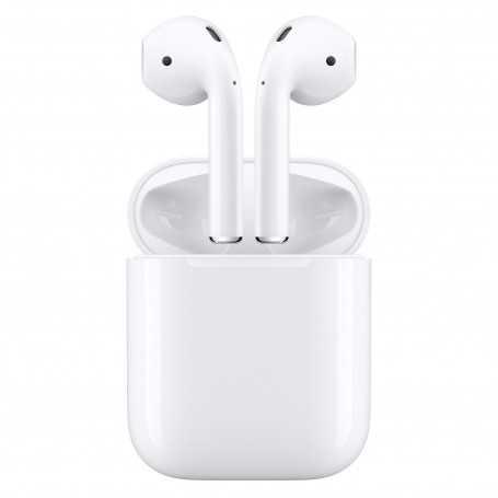 Auricular COMPATIBLES AirPods con Bluetooth - Blanco