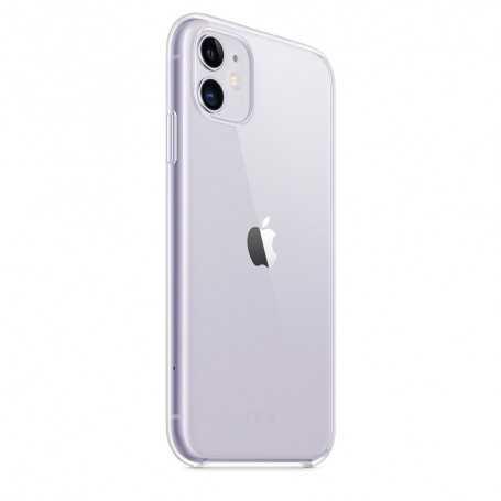 Funda transparente para iPhone de alta calidad